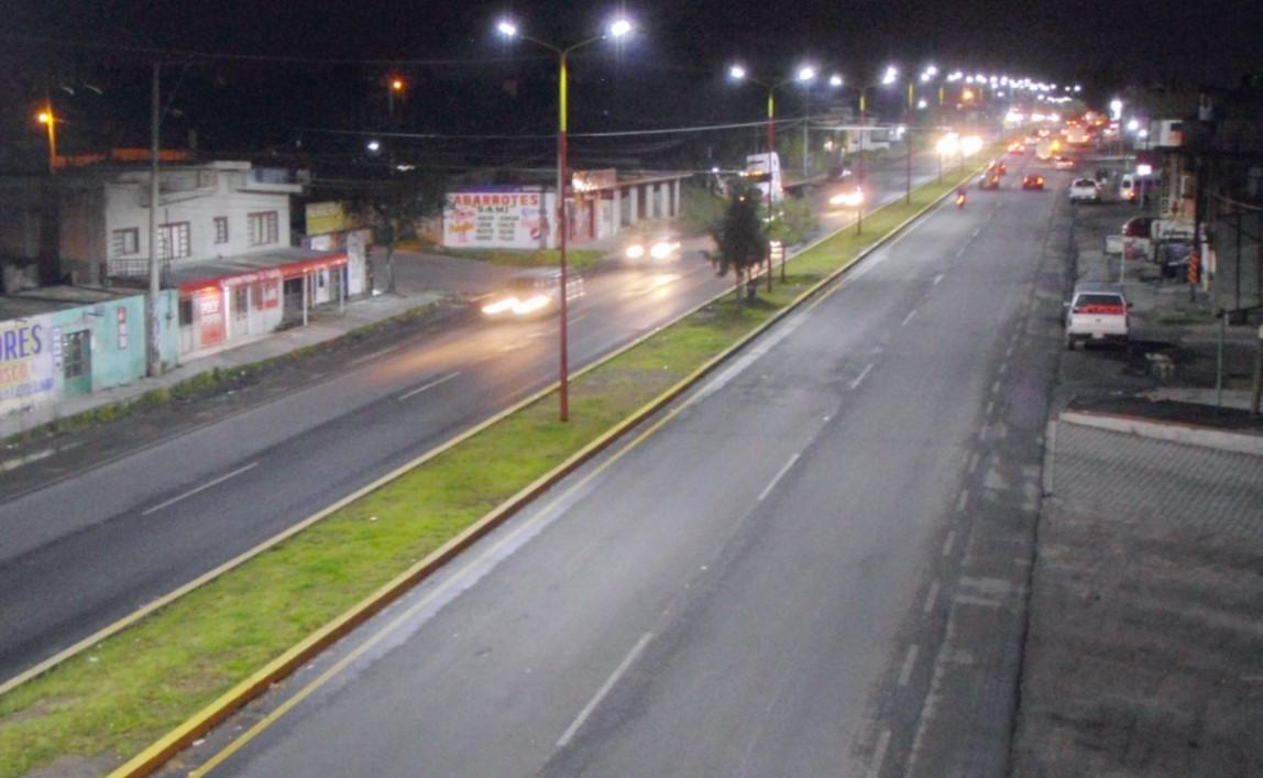 Proyecto de Ahorro de Energía, Municipio Tlaltelulco, Tlaxcala (Carr. Chiautepan-Pue.)